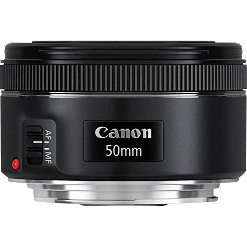 Canon Objektiv EF 50mm Brennweite F1.8 STM Fokussierung...