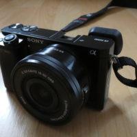 Sony Alpha 6000 Systemkamera