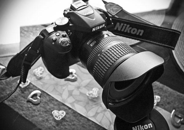 Spiegelreflexkamera von Nikon
