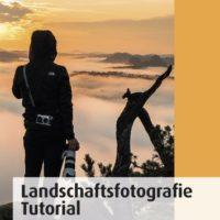 Landschaftsfotografie Tutorial: Trainingsbuch zum Fotografieren lernen Cover