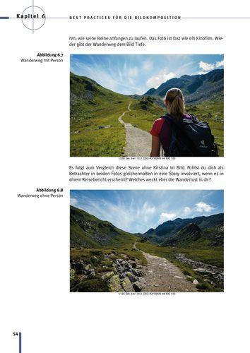Landschaftsfotografie Tutorial: Trainingsbuch zum Fotografieren lernen Seite 54
