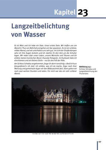 Landschaftsfotografie Tutorial: Trainingsbuch zum Fotografieren lernen Seite 177