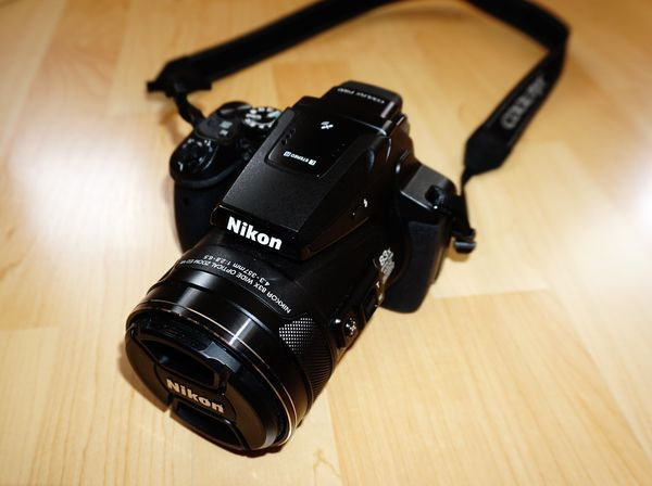 Nikon Coolpix P900 Digitalkamera