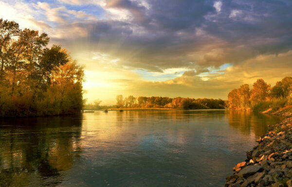 Landschaftsfotografie Herbst Landschaft