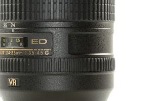 Nikon Objektiv für Landschaftsfotografie