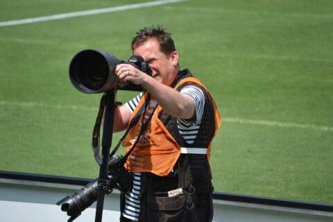 fotograf sport fussball kamera