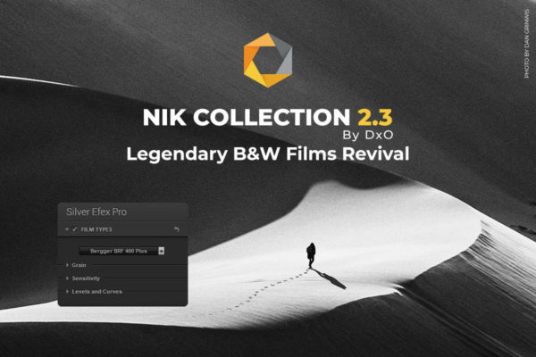 Nik Collection 2.3 by DxO