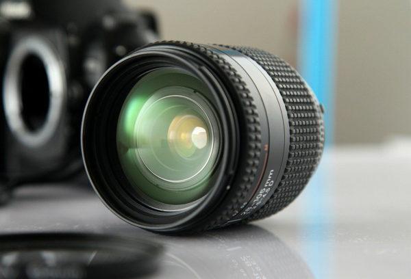 Zoom-Objektiv von Nikon eher ungeeignet für Streetfotografie