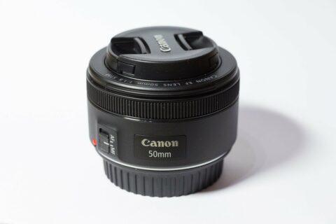 canon normalobjektiv 50 mm festbrennweite