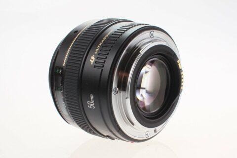canon objektiv 50 mm festbrennweite