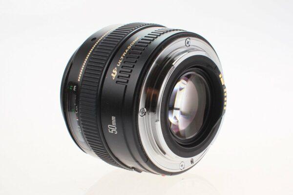 Canon 50 mm Festbrennweite