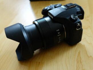 Panasonic LUMIX DMC-FZ1000 Premium-Bridgekamera