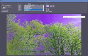 Fotowerkzeuge 4 Farbkanäle tauschen