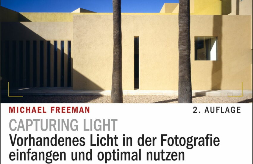 Capturing Light - Vorhandenes Licht in der Fotografie