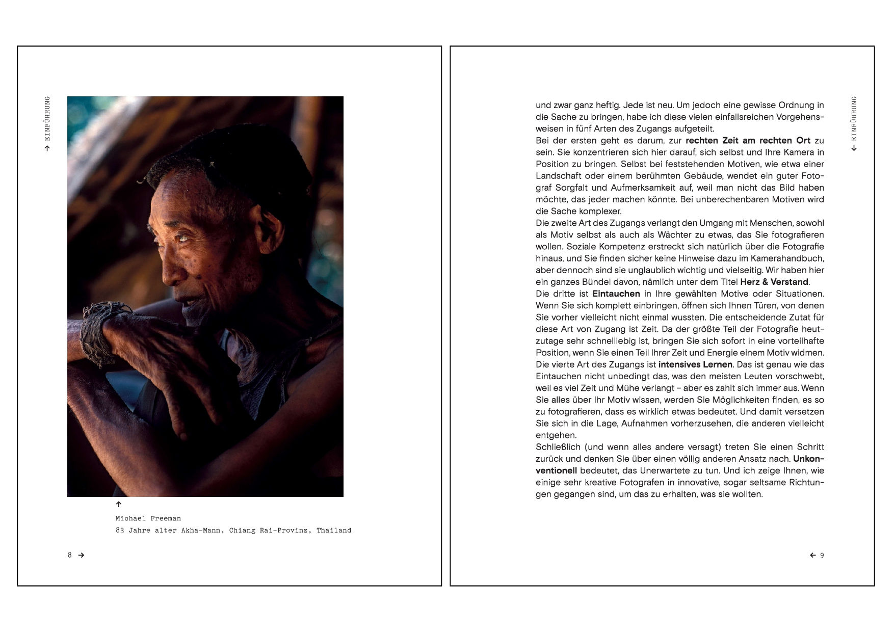 Einzigartige Fotos Blick in Buch Bild 1