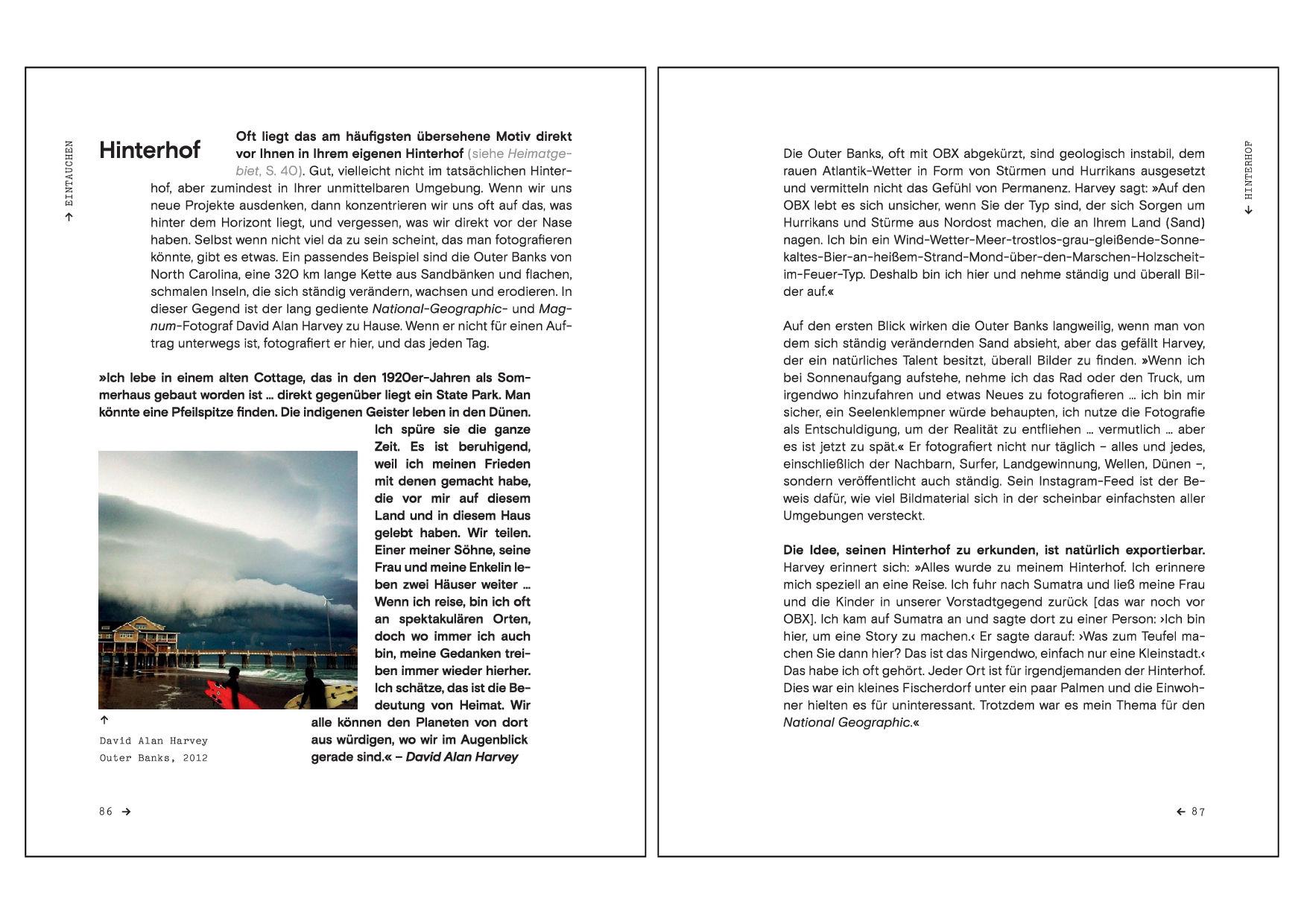 Einzigartige Fotos Blick in Buch Bild 2