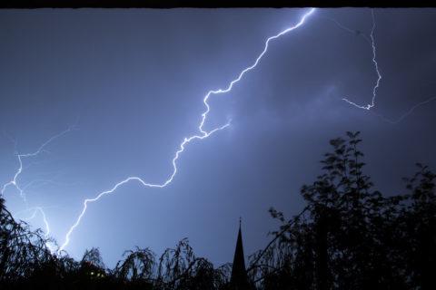 Gewitter und Blitze fotografieren