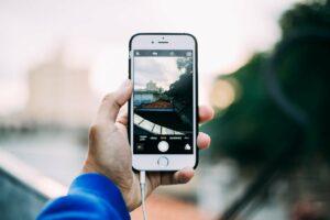 Fotografieren mit dem Smartphone