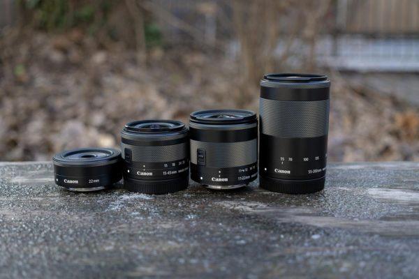 Canon Objektive Systemkamera Objektive