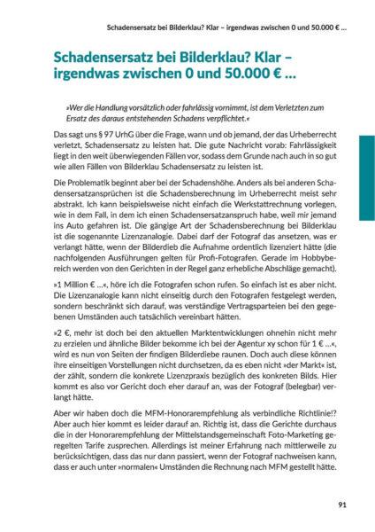 Fotografie und Recht im Fokus 5