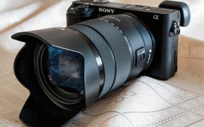 Sony Alpha 6000 gebraucht kaufen